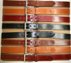 dm premium leather belts photo