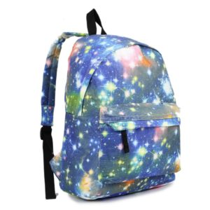 miss lulu large backpack universe navy photo