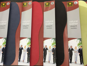 sovereign leather insoles photo